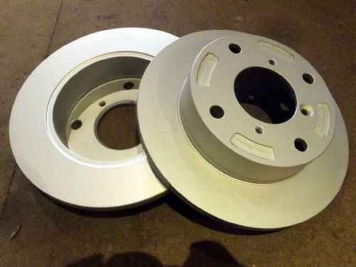 Brake discs, rear, Suzuki Cappuccino brake disc set